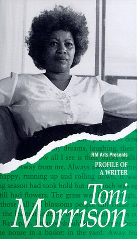 9786302957532: Toni Morrison: Profile of a Writer [VHS]