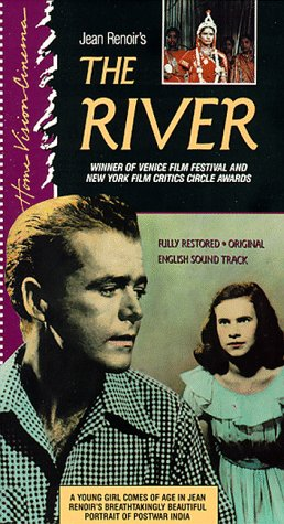 9786302969283: The River (Jean Renoir) [VHS]