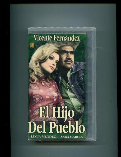 9786302980660: El Hijo Del Pueblo [VHS]