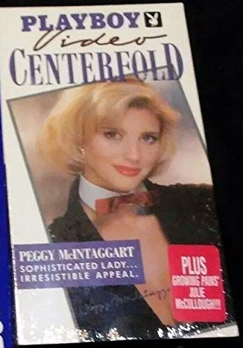 9786302985900: Playboy Video Centerfold: Peggy McIntaggart [VHS]