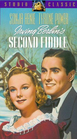 9786302985948: Second Fiddle [VHS]