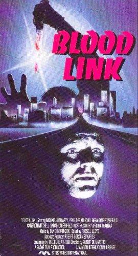 9786302986167: Blood Link [VHS]
