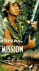 9786302990126: Final Mission [VHS]