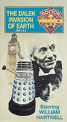 9786302993646: Doctor Who:Dalek Invasion of Earth [VHS]