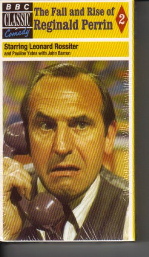 9786302994650: The Fall And Rise Of Reginald Perrin, Volume 2 [VHS]