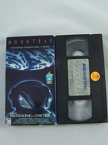 9786302999587: Moontrap [VHS]