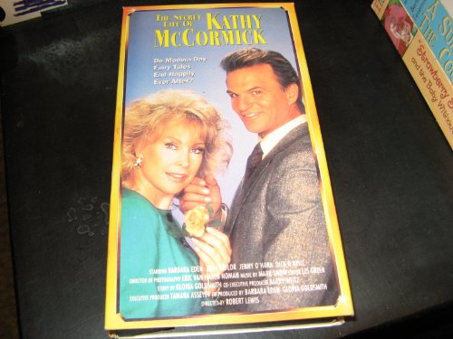 9786302999648: Secret Life of Kathy Mccormick [VHS]