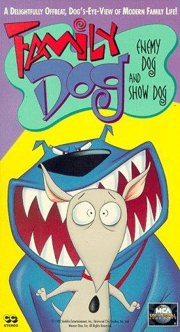 9786303001951: Family Dog: Enemy Dog and Show Dog [VHS]