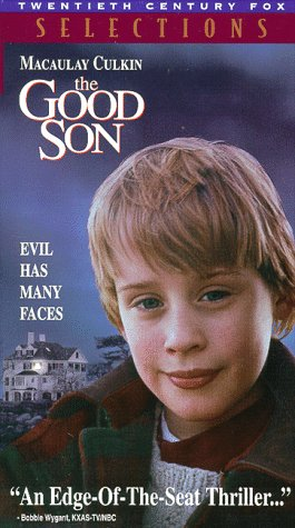 9786303002033: Good Son [VHS]