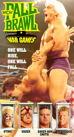 9786303002880: WCW Fall Brawl 1993 [VHS]