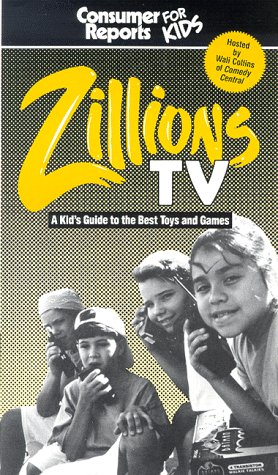 9786303012100: Zillions TV: Kid's Guide to Best Toys [VHS]