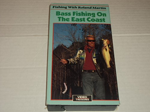 9786303025834: Bass Fishing on the East Coast [VHS]