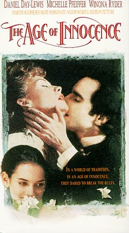9786303026206: Age of Innocence [VHS]