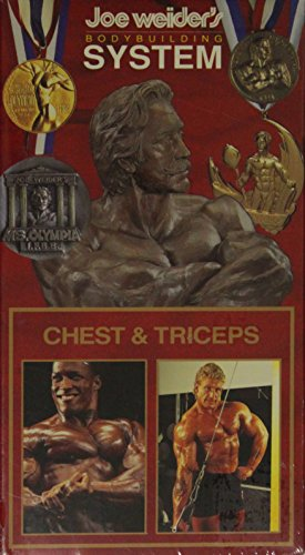 9786303027067: Chest & Triceps [VHS]