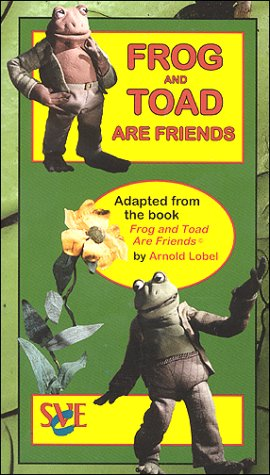 9786303031705: Frog and Toad Are Friends [VHS]