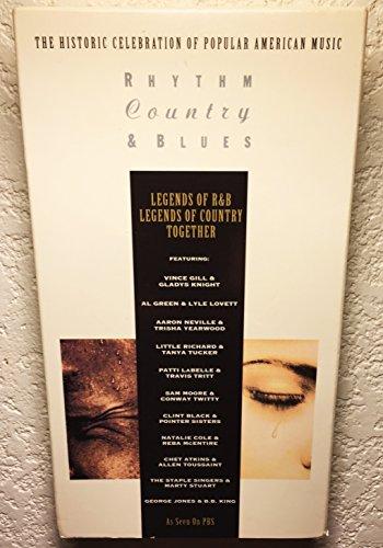 9786303038315: Rhythm Country & Blues [VHS]