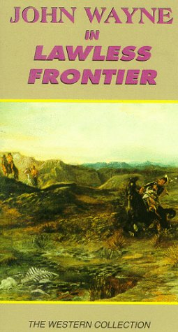 9786303039176: Lawless Frontier [VHS]