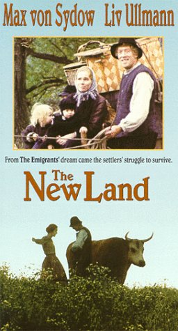 9786303039596: The New Land [VHS]