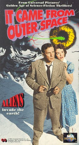 It Came From Outer Space [VHS]: Clifford Stine [Cinematographer];
