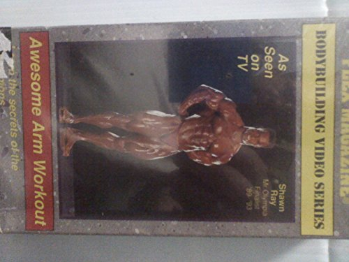 9786303046693: Awesome Arm Workout [VHS]