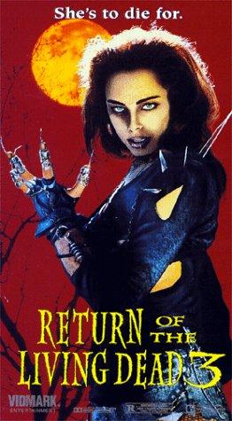9786303047027: Return of the Living Dead 3 [VHS]