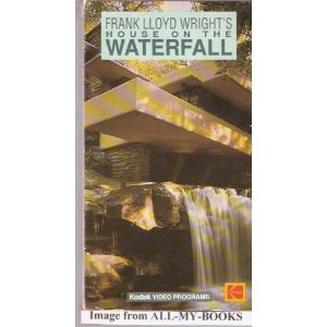 9786303047997: Frank Lloyd Wright's House on the Waterfall [VHS]
