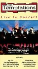 9786303048130: The Temptations - Live in Concert [VHS]