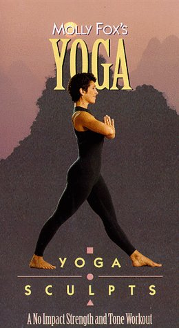 9786303049113: Yoga Sculpts: A No Impact Strength and Tone Workout [VHS]