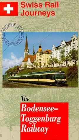 9786303056692: Bodensee Toggengurg Railway [VHS]