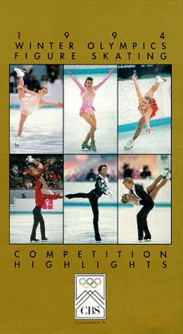 9786303058139: 1994 Winter Olympics: Figure Skating [VHS]