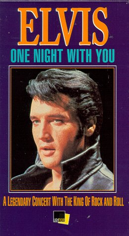 9786303058740: One Night With You [VHS]