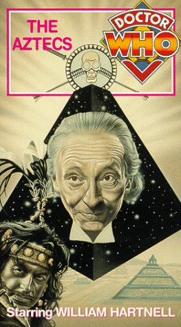 9786303058832: Doctor Who - The Aztecs [VHS]