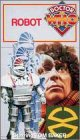 9786303058863: Doctor Who - Robot [VHS]