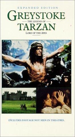 9786303072760: Greystoke: Legend of Tarzan Lord of Apes [VHS]