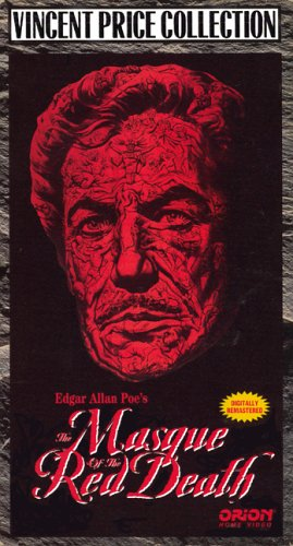 9786303082783: The Masque of the Red Death [VHS]