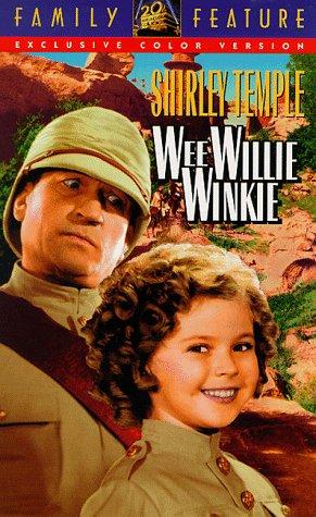 9786303095035: Wee Willie Winkie [VHS]
