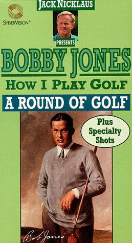 9786303101897: Bobby Jones How I Play Golf - A Round of Golf [VHS]