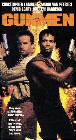 9786303103105: Gunmen [VHS]