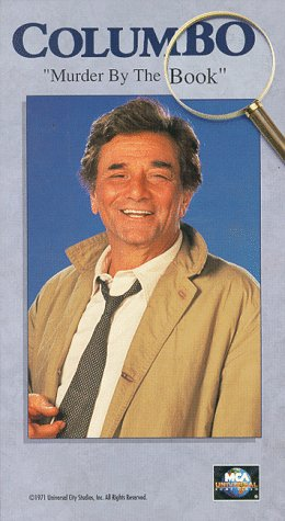 9786303128986: Columbo: Murder by the Book [USA] [VHS]