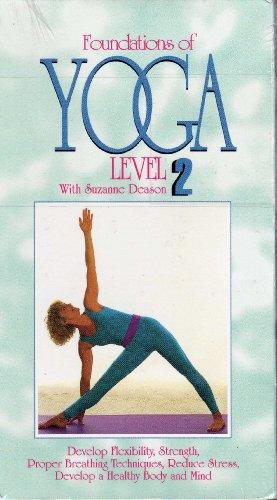 9786303139272: Foundations of Yoga, Level 2 [VHS]