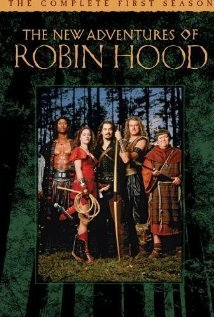 9786303140247: New Adventures of Robin Hood [VHS]