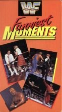 9786303141732: WWF Funniest Moments [VHS]