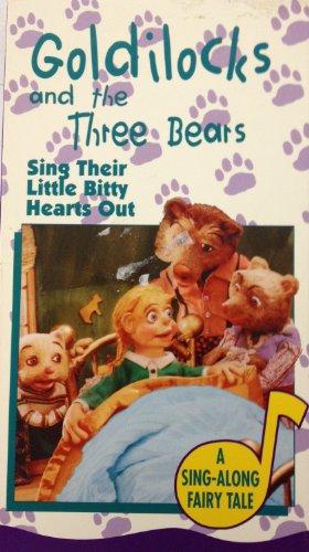 9786303141879: Goldilocks & the Three Bears Sing [VHS]