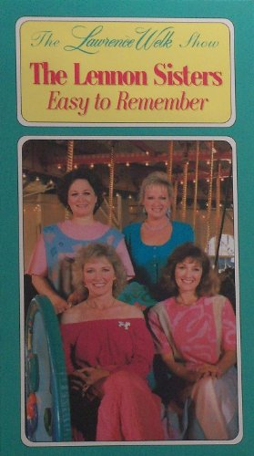 9786303146904: The Lawrence Welk Show - The Lennon Sisters: Easy To Remember [VHS]