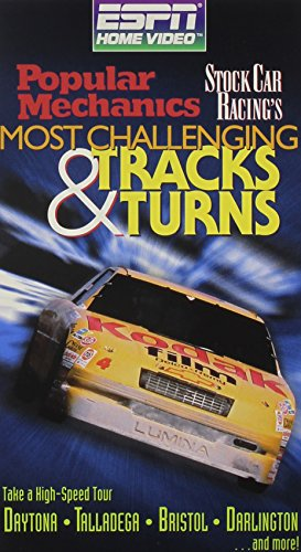 9786303148274: Stock Car Racings Most Challenging Tr [VHS]