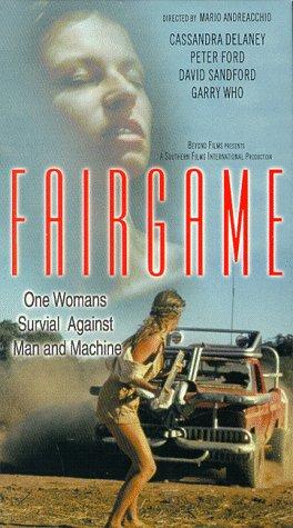 9786303155029: Fair Game [VHS]