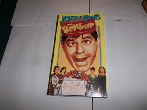 9786303158501: The Bellboy [VHS]