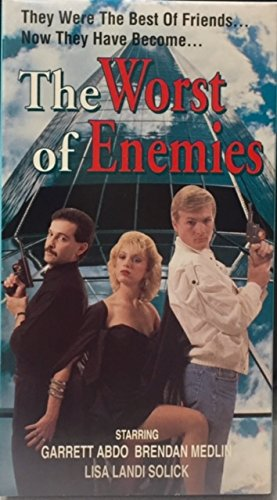 9786303158594: Worst of Enemies, The [VHS]
