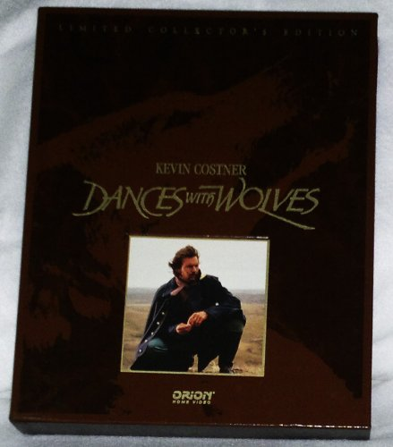 9786303160016: Dances With Wolves [VHS]