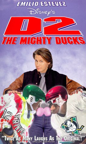9786303168951: D2: Mighty Ducks [VHS] [Import USA]